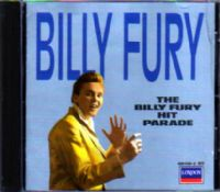 Billy Fury - Hit Parade - Collette - That's Love - I Will